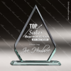 Click this Image to visit the   Arrowhead Shaped Glass Awards category.