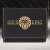 Click this Image to visit the Black Gold Leather Items category.