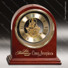 Click this Image to visit the Engraved Skeleton Movement Desk Clocks category.