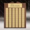 Click this Image to visit the Extra Large Perpetual Plaques - 100+ Plates category.
