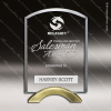 Click this Image to visit the   Gold Accented Glass Awards category.