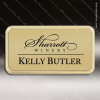 Click this Image to visit the   Gold Name Badges category.