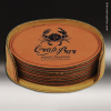 Click this Image to visit the Leather Round Stitched Edge Coaster Sets category.