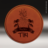 Click this Image to visit the  Leather Round Stitched Edge Coasters category.