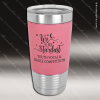 Click this Image to visit the Personalized Pink Drinkware Engraved category.