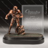 Click this Image to visit the Premium Champion Football Trophies category.
