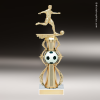 Click this Image to visit the  Soccer Trophies category.