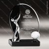 Click this Image to visit the  Sport Crystal Awards category.