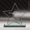 Click this Image to visit the   Star Shaped Glass Awards category.