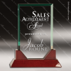 Click this Image to visit the   Wood Accented Glass Awards category.