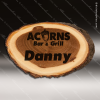 Click this Image to visit the  Wood Name Badges category.