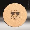 Click this Image to visit the  Wood Round Edge Coasters category.