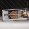 Engraved Genuine Walnut Gavel And Sounding Block Director's Gift Box Set All Gavel Trophy Awards