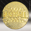 Lapel Pin - Baseball Chenille Pin All Lapel Chenille Pins