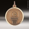 Medallion Sunray Series Basketball Medal Basketball Trophies