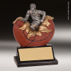 Resin Explosion Series Basketball Trophy Award - Male Basketball Trophies