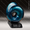 Johnstan Curve Blue Accented Artisitc Awards