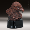 Premium Resin Bronze American Eagle Bust Trophy Award Eagle Trophy Awards