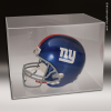 Display Case Acrylic Clear for Football Helmet Football Trophies