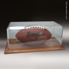 Clear Acrylic Football Display Case Football Trophies