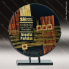 Juniper Disk Gold Accented Artisitc Awards