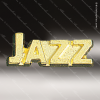 Lapel Pin - Jazz Chenille Pin Music Band Lapel Chenille Pins