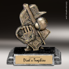 Resin Activity Series Baseball Trophy Award Resin Sculpture Trophies