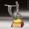 Kids Resin Action Star Series Softball Trophy Awards Softball Trophy Awards