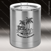 Engraved Stainless Steel 10 Oz. Insulated Polar Camel Tumbler Silver Stainless 10 Oz. Insulated Polar Tumblers