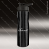 Engraved Stainless Steel 25 Oz. Water Bottle Black Laser Etched Gift Stainless 25 Oz. Water Bottles