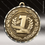 Medallion Diamond Edge Series 1st Place Medal 1st 2nd 3rd Place Medals