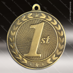 Medallion Illusion Series 1st, 2nd, 3rd Place Medal 1st 2nd 3rd Place Medals