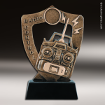 Resin Academy Shield Series RC Radio Control Trophy Award Academy Shield Resin Trophy Awards