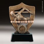 Resin Academy Shield Series Swimming Female Trophy Award Academy Shield Resin Trophy Awards