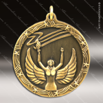 Medallion Shooting Star Series Victory Medal Achievement Medals