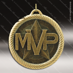 Medallion Value Series Most Valuable Player (MVP) Medal Achievement Medals