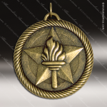 Medallion Value Victory Medal Torch Achievement Medals