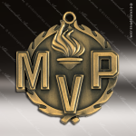 Medallion Wreath Series Most Valuable Player MVP Medal Achievement Medals