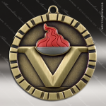 Medallion 3D IM Series Victory Medal Achievement Medals