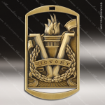 Medallion Dog Tag Series Victory Medal Achievement Medals