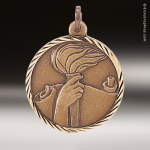 Medallion Sunray Series Victory Medal Achievement Medals