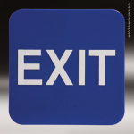 Exit ADA Sign ADA Signs