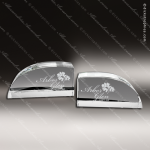 Crystal  Clear Optic Library Arch Bookends Trophy Award Arch Shaped Crystal Awards