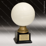 Premium Resin Large Color Volleyball Trophy Award Ball Trophy Awards