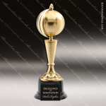 Champion Large Gold Spinning Basketball Trophy Award Ball Trophy Awards