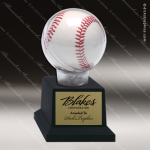 Engraved Clear Acrylic Baseball Display Case Baseball Display Case