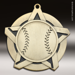 Medallion Super Star Series Baseball Medal Baseball Medals