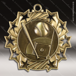 Medallion Ten Star Series Baseball Medal Baseball Medals