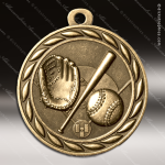 Medallion Sculpted Series Baseball Medal Baseball Medals