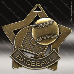 Medallion Star Series Baseball Medal Star Baseball Medals
